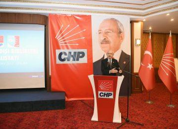 CHP'DE İSTANBUL İLÇE ADAYLARI BELLİ OLMAYA BAŞLADI