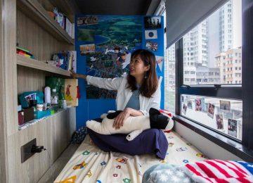 HONG KONG'DA 20 METREKARELİK CÜCE DAİRELERDE YAŞAYANLAR BİZDE Kİ SARAY'IN İHTİŞAMINI GÖRSELER NE DERLERDİ ACABA?