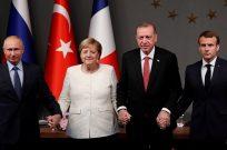 İSTANBUL'DA EL ELE GERÇEKLEŞEN DÖRTLÜ SURİYE ZİRVENİN ARDINDAN İLK SORU: ŞİMDİ NE OLACAK?