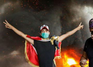 IRAK'I PARAMPARÇA EDEN ABD'DEN HÜKÜMETE, REFORM VE ERKEN SEÇİM ÇAĞRISI