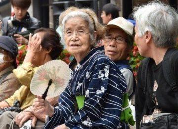 JAPONYA TÜRKİYE GİBİ 5 MİLYON GÖÇMENE KAPILARINI AÇIP BUYURUN DEMİYOR. AMA YİNE DE DARDA, ÇÜNKÜ NÜFUS YAŞLANIYOR VE YABANCI İŞÇİYE İHTİYACI VAR.