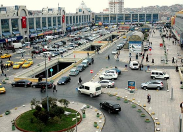 İSTANBUL'DA ESENLER OTOGARI İBB MECLİS KARARI İLE İSPARK'A DEVREDİLDİ