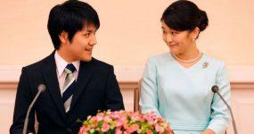 EKRANLARDAKİ DİZİLERE NAL TOPLATACAK HİKAYE: JAPONYA'DA PRENS MAKO SONUNDA 'HALKTAN' SEVGİLİSİYLE EVLENİYOR