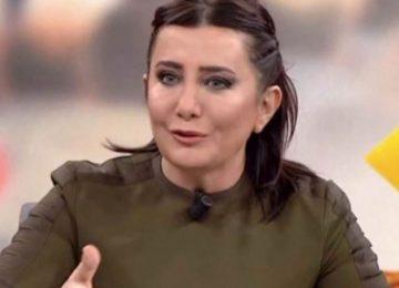 """HABERTÜRK YAZARI SEVİLAY TÜRK DE """"OPERASYON"""" DEDİ."""