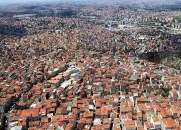 VAHŞİ ŞEHİR İSTANBUL'DA KİRALAR GEÇEN SENEYE GÖRE YÜZDE 66 ARTTI