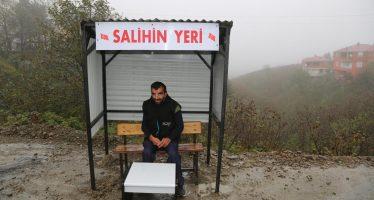 HİKAYEDEN HABERLER- SALİH'İN YERİ