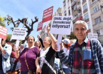 """""""OHAL'DE KİMSEYE ZARAR GELMEDİ."""" TEZİNE RAPORLA YANIT"""