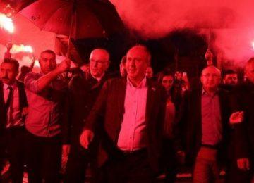 İNCE'DEN BÜYÜK ATILIM- İSTANBUL'DA ÖZGÜRLÜK YÜRÜYÜŞÜNE ÇAĞRI