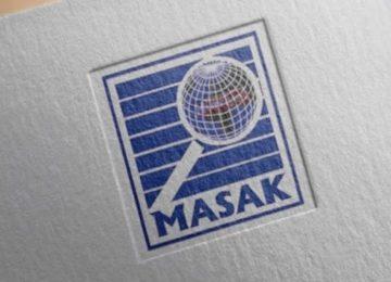 MASAK'TA OPERASYON, 115 KİŞİ GÖZALTINA ALINDI