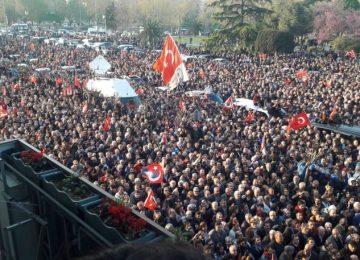 """PAZAR GÜNÜ GERÇEKLEŞTİRİLECEK """"İSTANBUL'A YENİ BİR BAŞLANGIÇ BULUŞMASI"""" NIN AYRINTILARI BELLİ OLDU"""