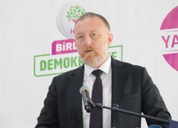 HDP'Lİ SEZAİ TEMELLİ: AA'NIN ÖCALAN HABERİNE İTİBAR ETMEYİN