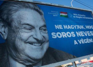 BAŞKA HANGİ ÜLKELER GEORGE SOROS'A KAPILARINI KAPADI?