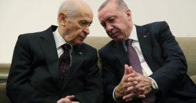 "CUMHUR İTTİFAKINDAN YENİ HAMLE: MUHALEFETE ""KISKAÇ"""