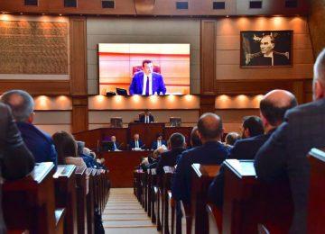 NE DEMİŞTİK, İBB'NİN KAYNAKLARI BALLI BÖREK. İMAMOĞLU BELEDİYE'NİN ŞİRKETLERİNDEN NEMALANMAYA DEVAM EDENLER HAKKINDA SUÇ DUYURUSUNDA BULUNACAK.