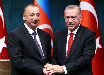 ERDOĞAN'DAN AZERBAYCAN MESAJI: TÜRKİYE TÜM İMKANLARI VE TÜM KALBİYLE YANINDA OLMAYI SÜRDÜRECEKTİR