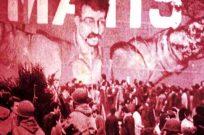 ERSİN ERTÜRK YAZDI- ŞENLİK, HEYECAN; ATEŞ, KAN VE ÖLÜM.. İŞTE 1977'NİN 1 MAYIS'I