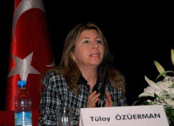 """""""24 HAZİRAN'DA TÜRKİYE'NİN REJİMİNİ OYLAYACAĞIZ."""" PROF.DR. TÜLAY ÖZÜERMAN"""