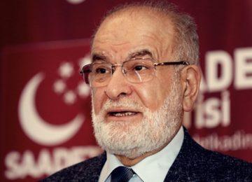 """TEMEL KARAMOLLAOĞLU: """"İSLAMCI DEĞİLİM, MÜSLÜMANIM!"""""""