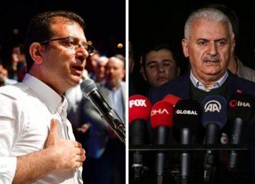 AKP'DE YENİDEN İSTANBUL SEÇİMİN YANKILARI: İMAMOĞLU BASKISI GİDEREK AĞIRLAŞIYOR