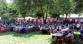 """CHP'NİN """"DOĞU MASASI"""" 4 İLİ KAPSAYAN 3 GÜNLÜK TURUNU MUŞ'TA TAMAMLANDI..OĞUZ KAAN SALICI: CHP'Yİ BÖLGEDE BUNDAN SONRA DAHA SIK GÖRECEKSİNİZ"""