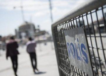 POLİSTEN İSTANBUL VE ANKARA'DA YILBAŞI ÖNLEMLERİ
