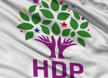 HDP'DEN MUHALEFETE 2. TUR TEKLİFİ: YA ERDOĞAN REJİMİ YA DEMOKRASİ