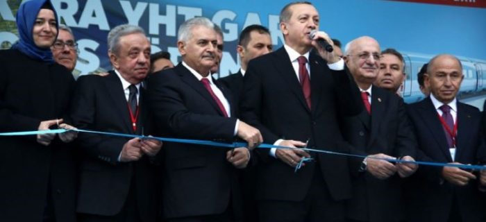 """İKTİDARDAN""""BEŞLİ ÇETE"""" YE 94 MİLYAR TL"""