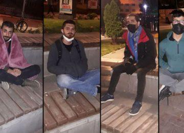 """""""BARINAMIYORUZ"""" EYLEMİ YASAĞINA """"4 METRE"""" ÇÖZÜMÜ"""