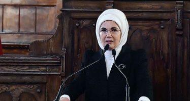 KANUN TEKLİFİ MECLİS'TEN ÖNCE EMİNE ERDOĞAN'A GİTMİŞ