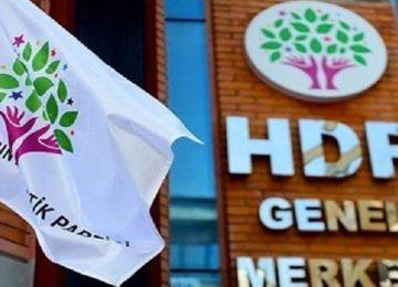 HDP'Lİ 7 MİLLETVEKİLİ HAKKINDA  FEZLEKE DÜZENLENİYOR