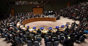 BM GÜVENLİK KONSEYİ'NDEN ERDOĞAN'IN KIBRIS AÇIKLAMASINA KINAMA