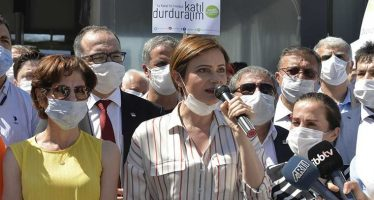 "CANAN KAFTANCIOĞLU'NDAN ""KANAL İSTANBUL"" İTİRAZI: İSTANBUL'A İHANET PROJESİNİ EMİN OLUN YAPTIRMAYACAĞIZ"