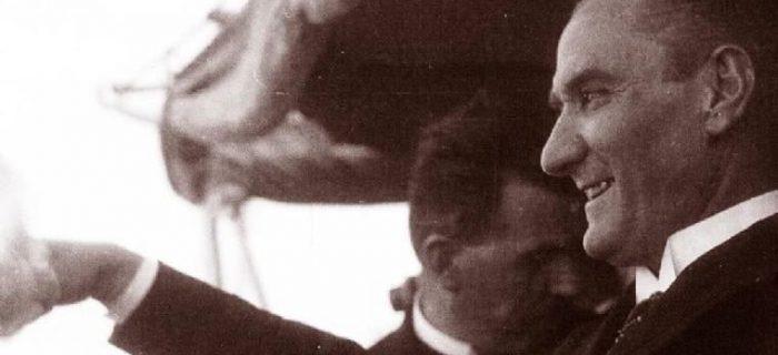 """MİLLİ EĞİTİM MÜDÜRLÜĞÜ """"NUTUK"""" U SAKINCALI BULDU"""