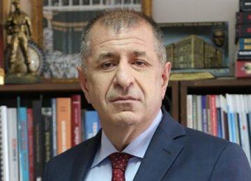 """ÜMİT ÖZDAĞ: """"CHP İLE İTTİFAK İYİ PARTİ'YE OY KAYBETTİRDİ."""""""