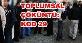 İŞVERENLERİN ELİNDEKİ TESTERE KOD 29, PANDEMİ SÜRECİNDE 176 BİNDEN FAZLA İŞÇİNİN HAYATINI KARARTTI