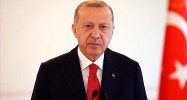 """ERDOĞAN YİNE """"ORDU"""" TARTIŞMASI ÜZERİNDEN KILIÇDAROĞLU'NU HEDEF ALDI"""