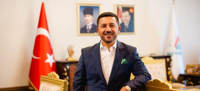 KRİTİK GELİŞME..AKP'Lİ NEVŞEHİR BELEDİYE BAŞKANI İSTİFA ETTİ