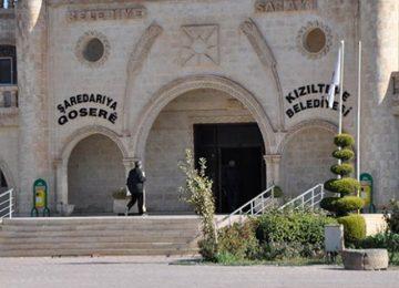 MARDİN KIZILTEPE BELEDİYESİ'NE DE KAYYUM ATANDI