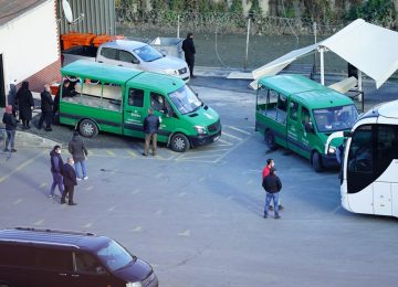 İSTANBUL'DA CENAZELER İBB'NİN OTOBÜSLERİYLE TAŞINMAYA BAŞLANDI